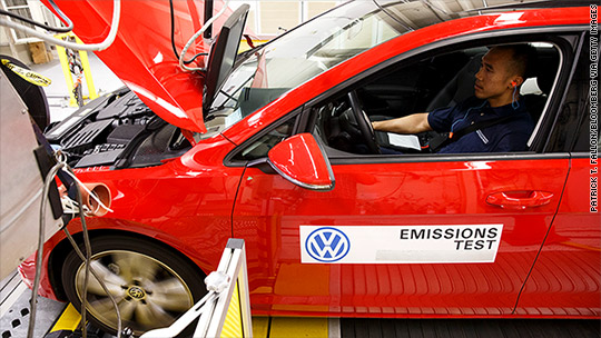 Volkswagen faces tough questions on Capitol Hill