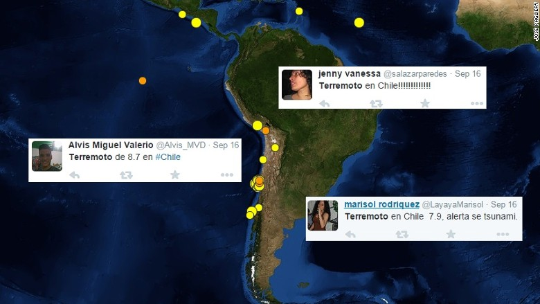 U.S. scientists use Twitter to track earthquakes