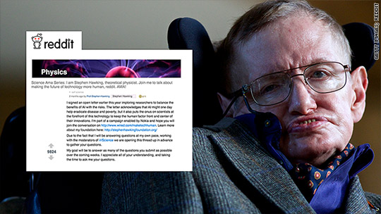 Everything you didn't know about Stephen Hawking