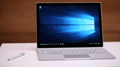 Hands-on with Microsoft Surface Book