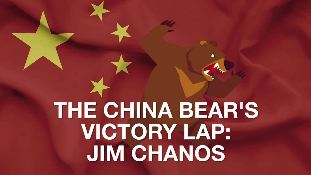 The China bear's victory lap: Jim Chanos