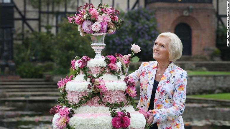 Mary Berry quits 'Bake Off' show