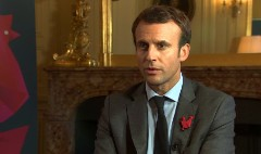 French Economy Minister discusses reforms