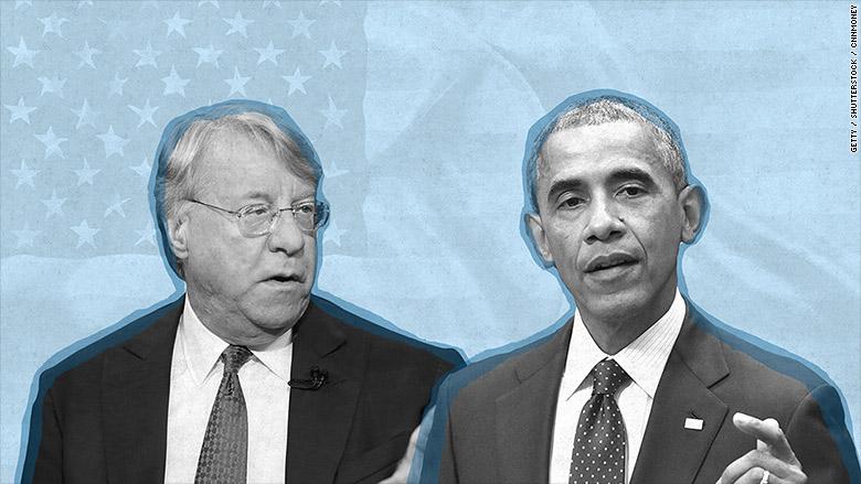 Obama economy is 'amazing,' says hedge fund billionaire