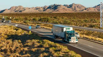 american trucker shortage