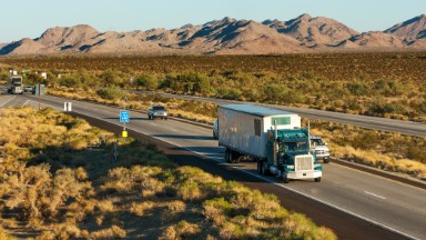 Truck drivers are getting America's biggest pay raises