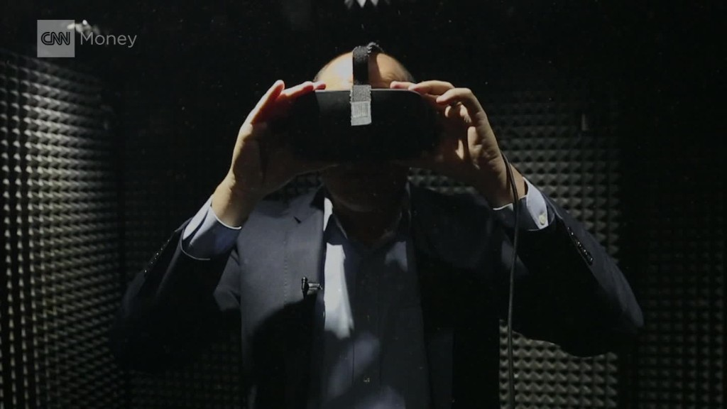 Oculus Founder: Virtual reality will change journalism as we know it