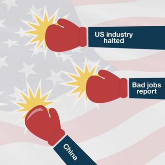 punches us economy