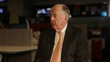 Boone Pickens: Goldman way off on $20 oil