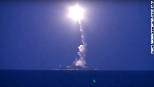 Airlines warned about Russian missile risks over Iraq and Iran