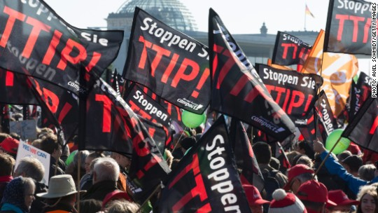 5 reasons why Europeans hate Obama's free trade plan