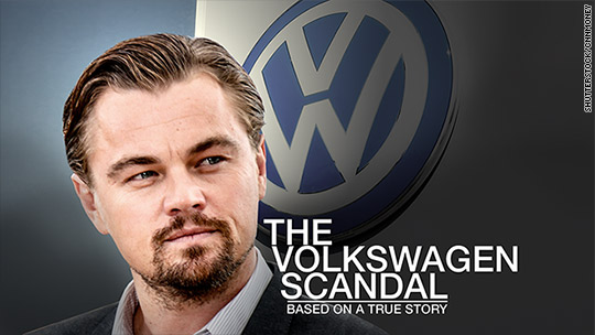 Volkswagen movie in the works with Leonardo DiCaprio