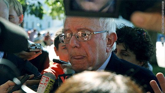 What about Bernie? Supporters say media gives Sanders short shrift