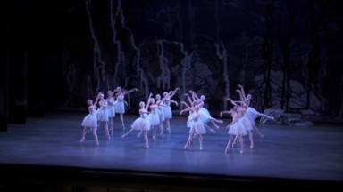An economic pirouette: The New York City Ballet's revival