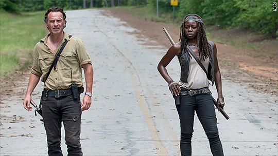 'Walking Dead' still very much alive