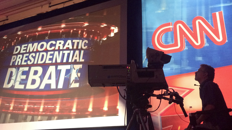 Live Updates: Dem candidates to square off