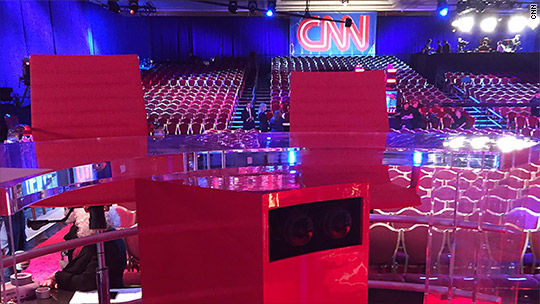 How to see CNN's Democratic debate in virtual reality