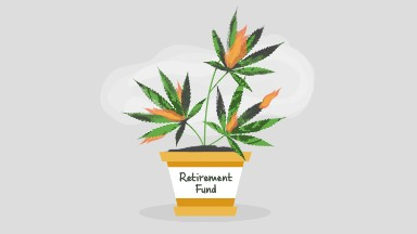 Should I invest my retirement savings in a marijuana business?