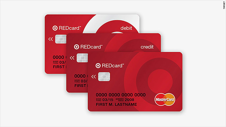 Target just made its credit card a lot safer - Oct. 14, 2015