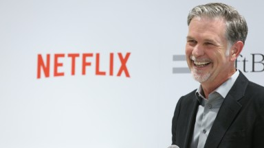 Reed Hastings makes the Forbes richest list for the first time