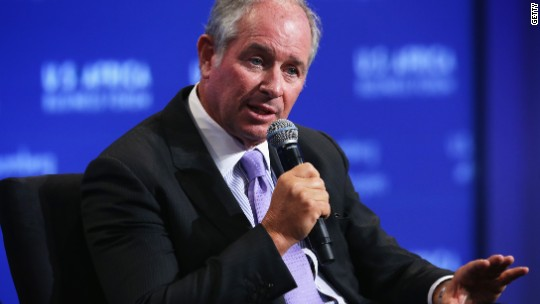 US billionaire: China wants the American dream
