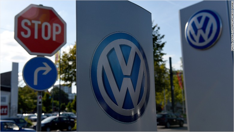 volkswagen scandal germany recall