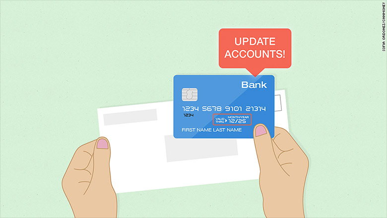Don't forget to do this with your new credit card - Oct. 15, 2015
