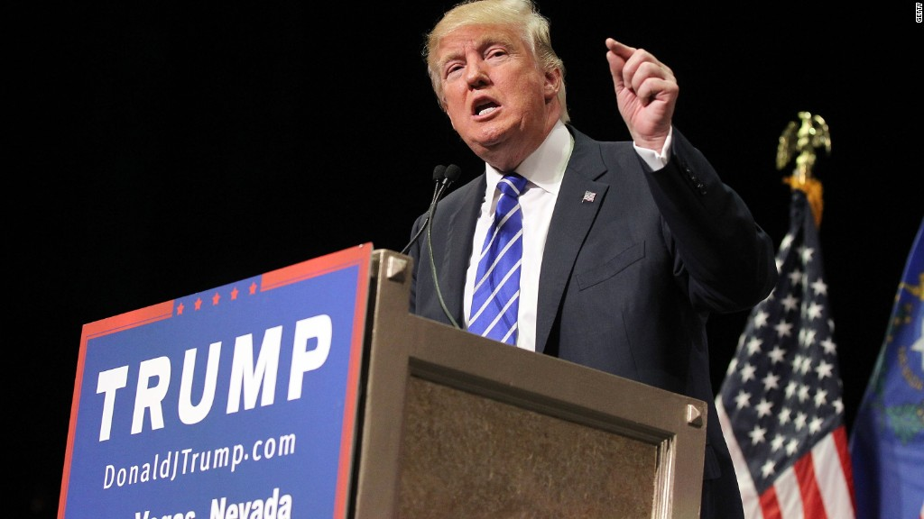 Schwarzman: Trump is 2016's P.T. Barnum
