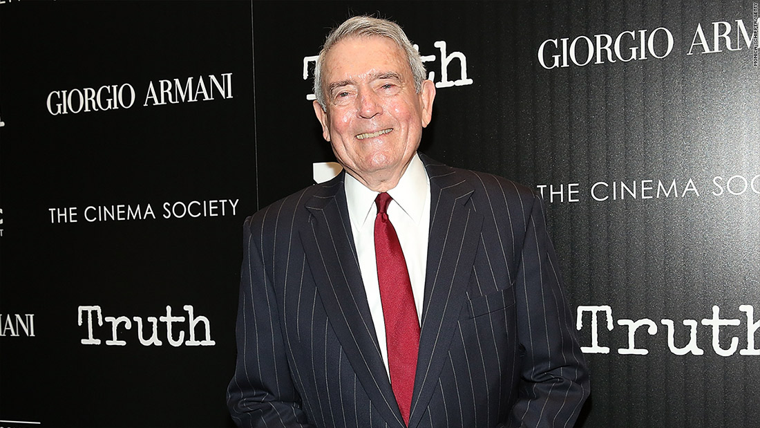 Dan Rather: 'We are a deeply divided country'