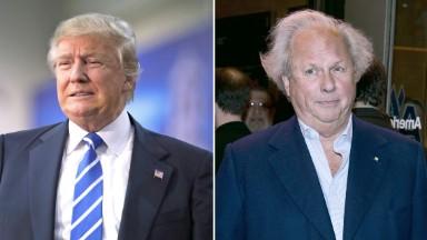 Graydon Carter assails nemesis Donald Trump in Vanity Fair column