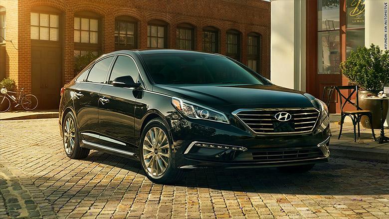 9 hyundai 10 most reliable car brands consumer reports cnnmoney. Black Bedroom Furniture Sets. Home Design Ideas