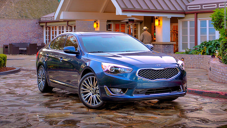 6 kia 10 most reliable car brands consumer reports cnnmoney. Black Bedroom Furniture Sets. Home Design Ideas