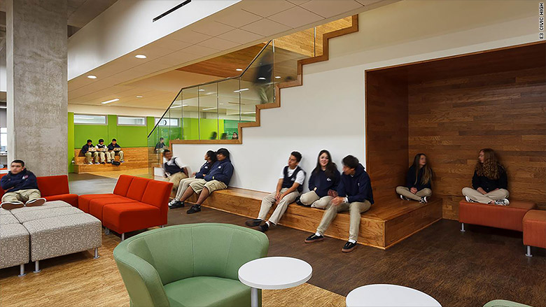 Innovative Classroom University ~ Most innovative schools in america oct