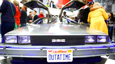 'Back in Time' doc celebrates 30 years of 'Back to the Future'