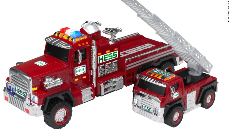 Hess gas stations are gone. But you can still buy the truck - Oct ...