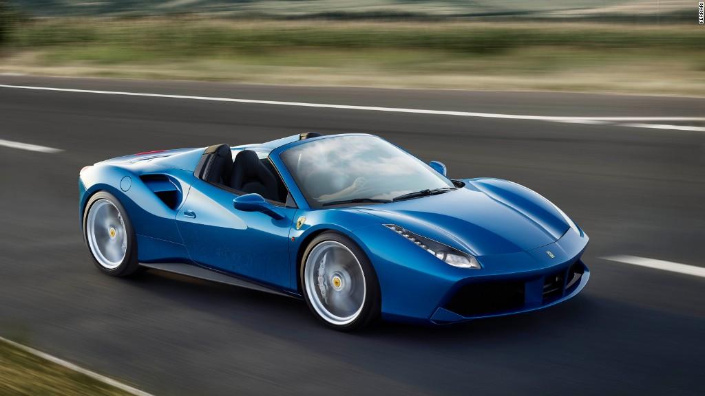 Ferrari IPO prices car maker near $10 billion