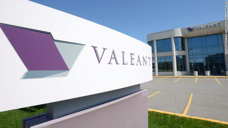 Valeant fraud