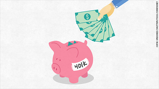 Want to be a millionaire? Increase your 401(k) contributions