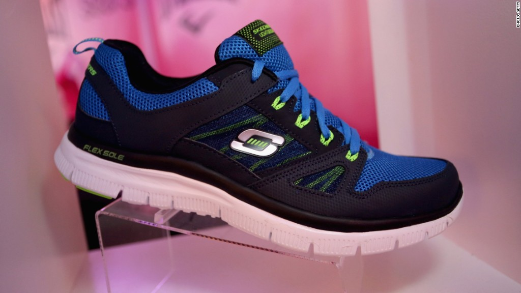 Skechers is winning the sneaker wars