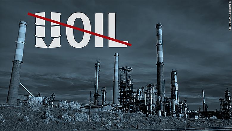 no fossil fuel