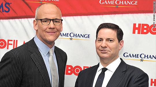 Mark Halperin leaves Bloomberg