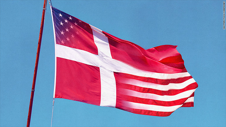 Actually, Denmark is becoming more like us - Oct. 23, 2015