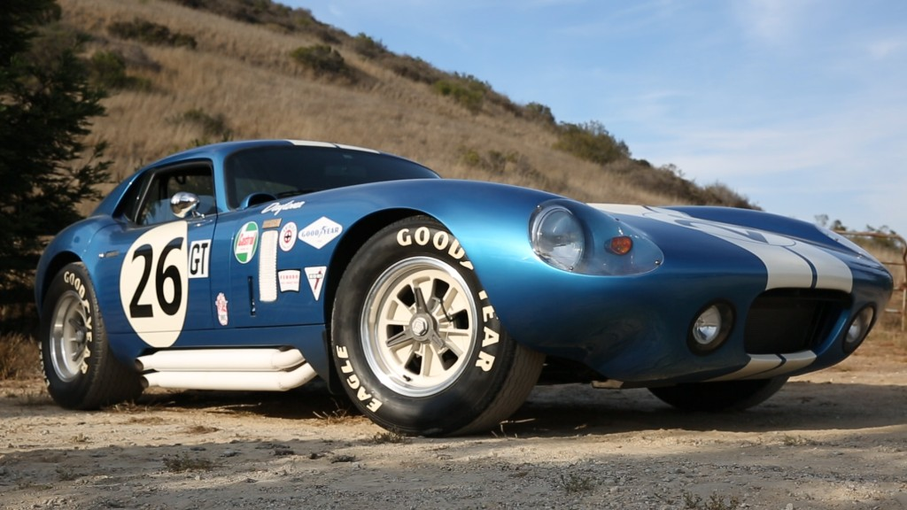 Resurrecting a racing legend