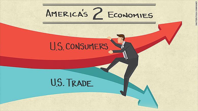 tale of 2 economies