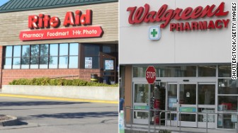 rite aid walgreens