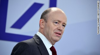 Deutsche Bank co-Chairman John Cryan