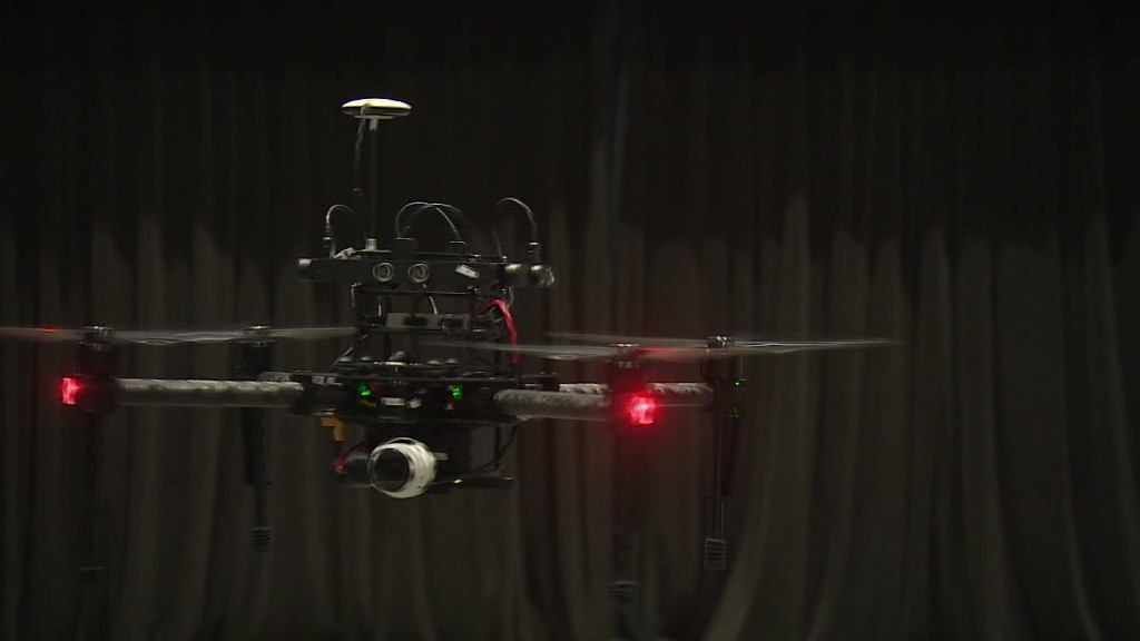 The rise of consumer drones