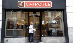 Chipotle stock tanks on new E. coli outbreak fears