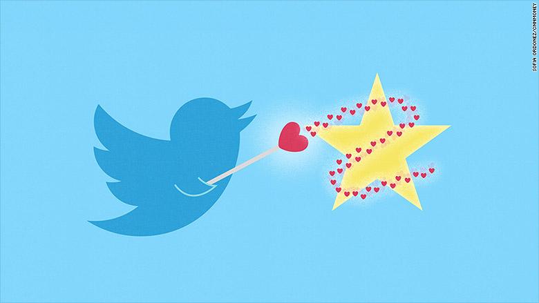 twitter heart