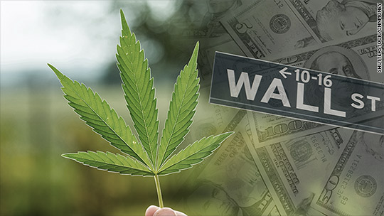 Marijuana stock IPO goes up in smoke